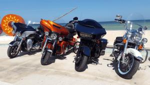 Harley-Davidson renueva su familia Touring 2019