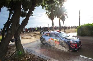 El maestro Sebastien Loeb esta de regreso con Hyundai MotorSports en el WRC