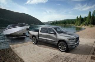 Nuevas versiones de RAM 1500 2019: Longhorn y Laramie Sport