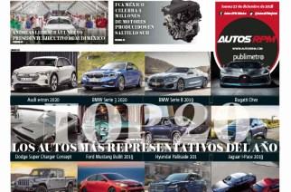 Los autos más representativos del año
