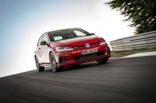 Volkswagen Golf GTI TCR, lleva 290 caballos de potencia directos a la pista