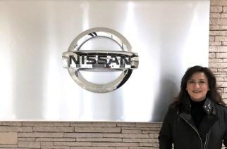 Nissan anuncia a Claudia Rodríguez como directora de Marketing de Producto para México