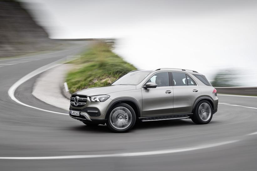 Der neue Mercedes-Benz GLE: Der SUV-Trendsetter, ganz neu durchdachtThe new Mercedes-Benz GLE: The SUV trendsetter completely reconceived