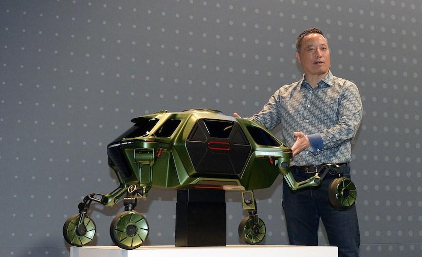 La movilidad del futuro según Hyundai en el CES 2019