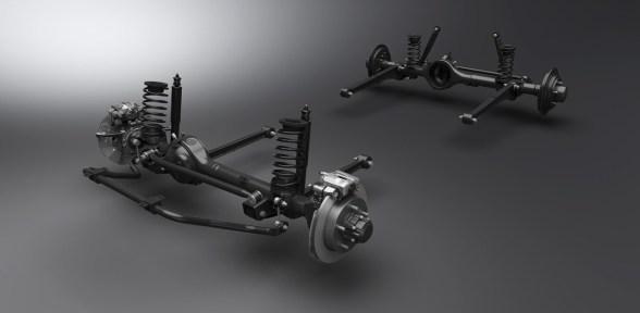 Suzuki-Jimny-suspension