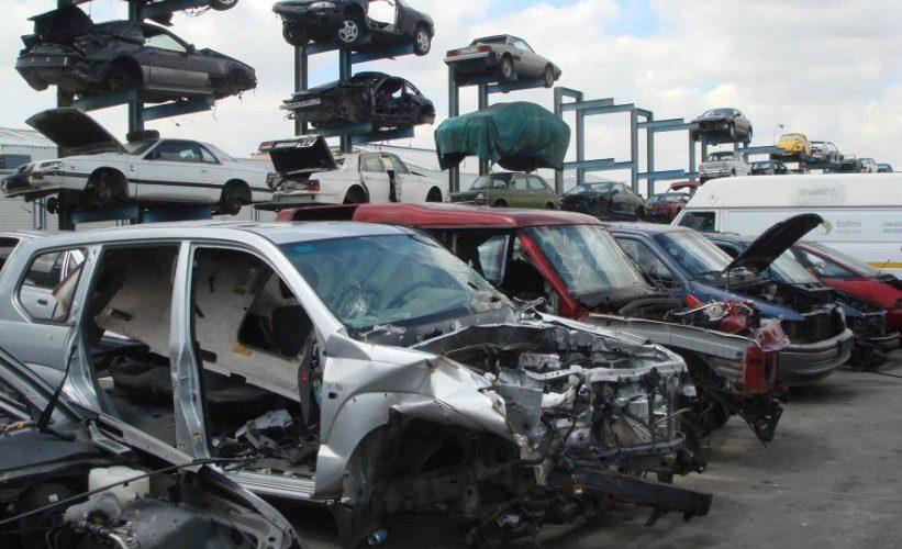 ¿A dónde llegan las autopartes que no se reciclan?