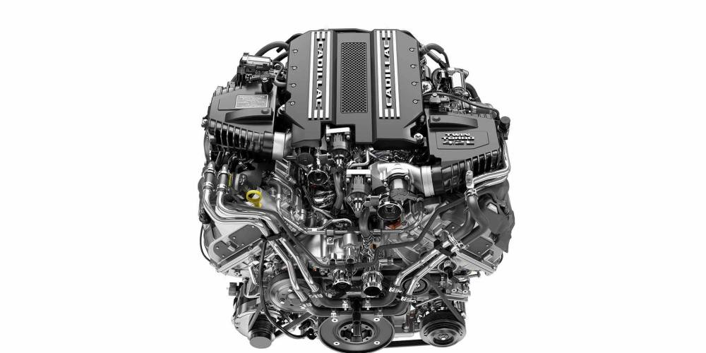Motor V8 Blackwing, la joya de Cadillac