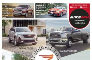 Auto Show de Detroit 2019
