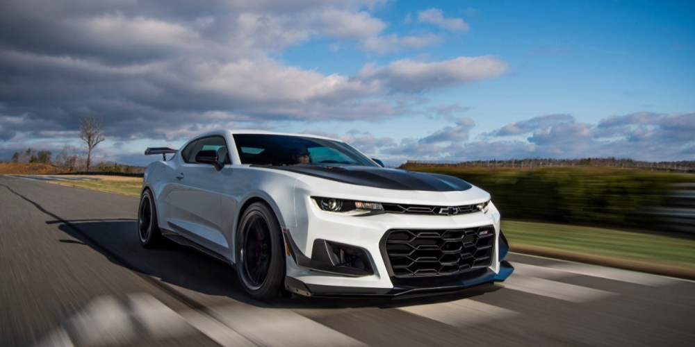 The 2019 Camaro ZL1 1LE now offers a 10-speed automatic transmission, making it the fastest, most track-capable Camaro ever.