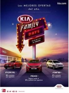 KIA Family Days con grandes sorpresas