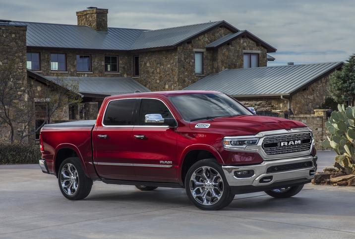 """Ram 1500 2019 reconocida """"Best Pickup Truck of the Year"""" por Cars.com"""