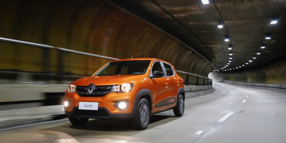 Renault Kwid 2019, llegará a México