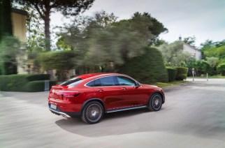 Nuevo Mercedes-Benz GLC Coupé, simplemente seductor
