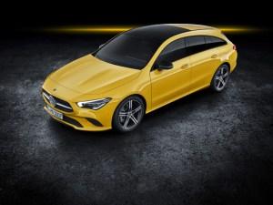 Mercedes-Benz CLA Shooting Brake, un gusto muy europeo