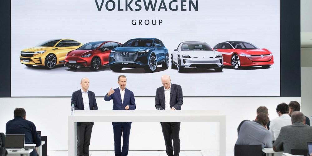 Volkswagen quiere 22 millones de autos eléctricos antes de 10 años