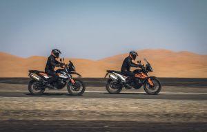 KTM 790 Adventure y R, para aventureros de todo tipo