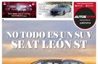 No Todo es un Suv Seat León ST