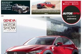 Se te verá increíble… Mazda CX-30