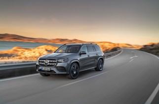 Mercedes-Benz GLS, el Clase S de las SUV presentada en Nueva York 2019