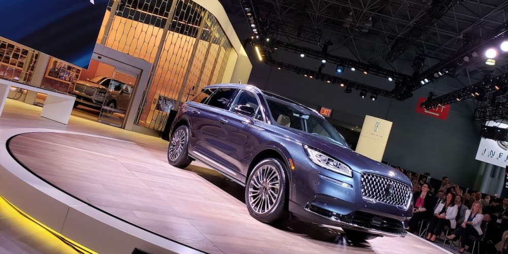 Lincoln Corsair 2020, lujo y elegancia garantizado