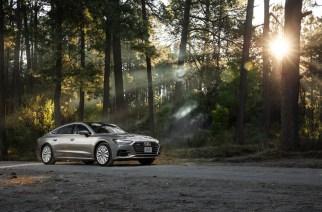 ¡Amor a primera vista! Nuevo Audi A7 Sportback