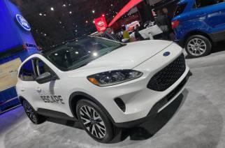 Ford Escape 2020, ¡la nueva generación está increíble!