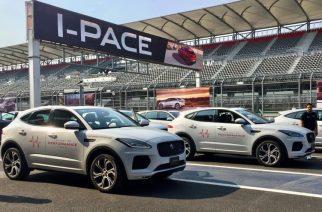 Jaguar I-Pace se presenta oficialmente en el Autódromo Hermanos Rodríguez