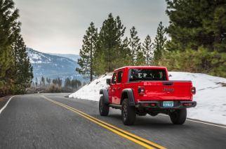 Jeep Gladiator 2020, con el mejor diseño de interiores
