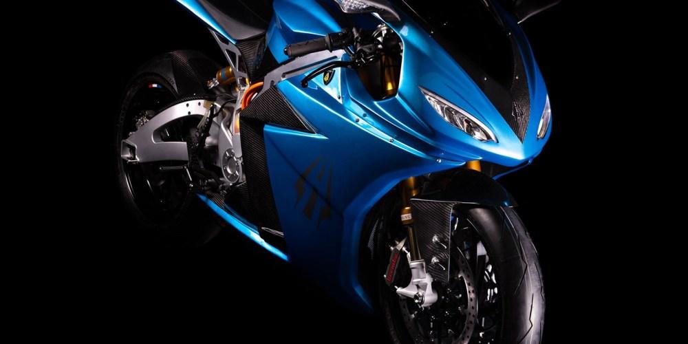 Lightning Strike, la motocicleta deportiva eléctrica