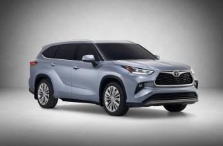 Toyota presenta la cuarta generación de Highlander en Nueva York