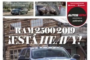 Ram 2500 2019 ¡Está Heavy!