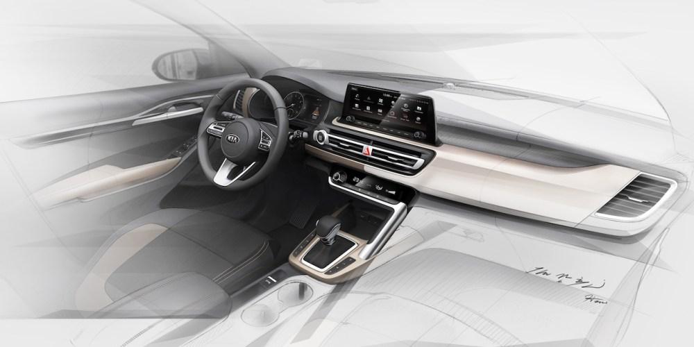 Kia alude al diseño interior de un nuevo SUV pequeño y que podría llegar a México