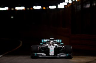 Lewis Hamilton destroza el crono en Mónaco