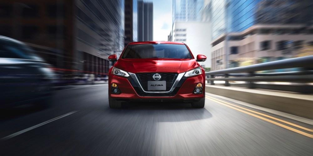 Nissan desarrolla el Altima más tecnológico