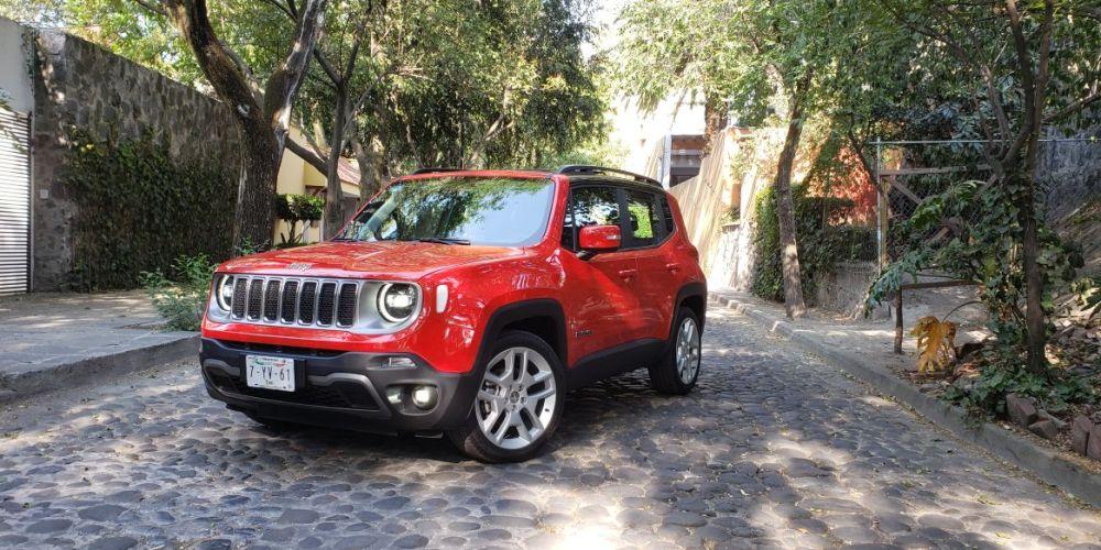 Jeep Renegade Limited, la nueva y más equipada versión: nuestra evaluación