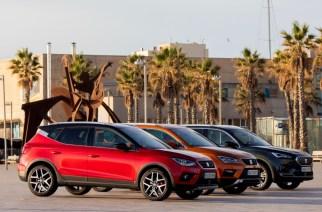 SEAT con el acelerador a fondo a nivel mundial en ventas