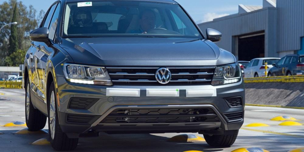 Volkswagen de México produjo 38 mil 278 unidades en el cuarto mes del año