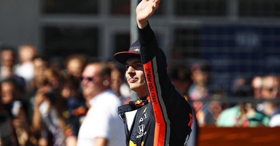 Victoria inolvidable de Max Verstappen en Austria, con un polémico final