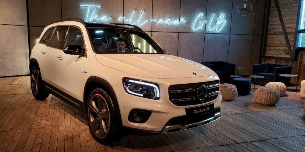 ¡Bienvenida GLB! La nueva SUV de Mercedes Benz fabricada en México.