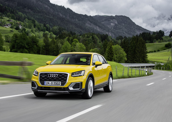 Audi Q2, lo personal también se comparte