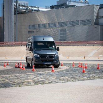 Mercedes-Benz Sprinter Safety Workshop-Stuttgart 2019-20