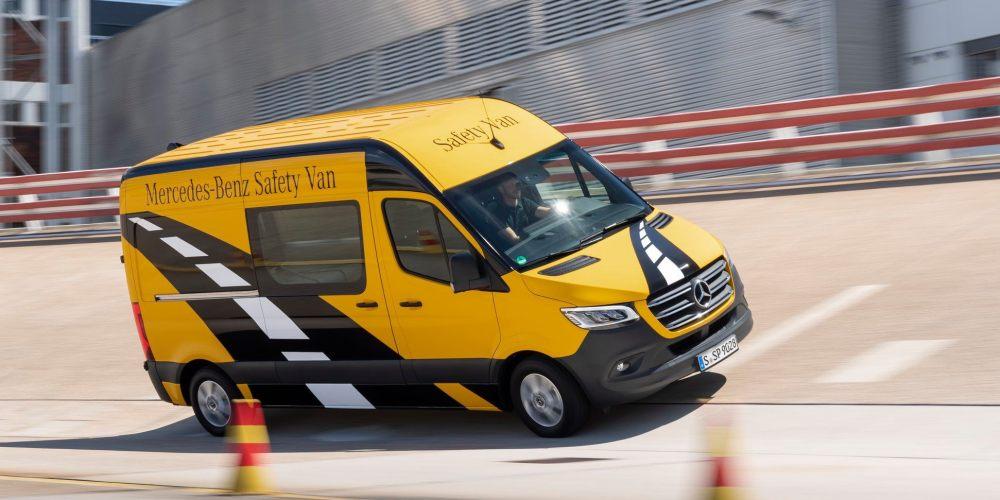 Mercedes-Benz Sprinter Safety Workshop
