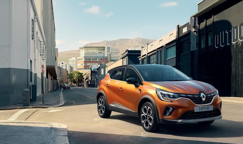 Renault Captur 2019, estrena generación y tecnología