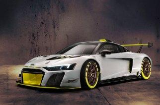 Audi R8 LMS GT2 en el Festival de la Velocidad de Goodwood