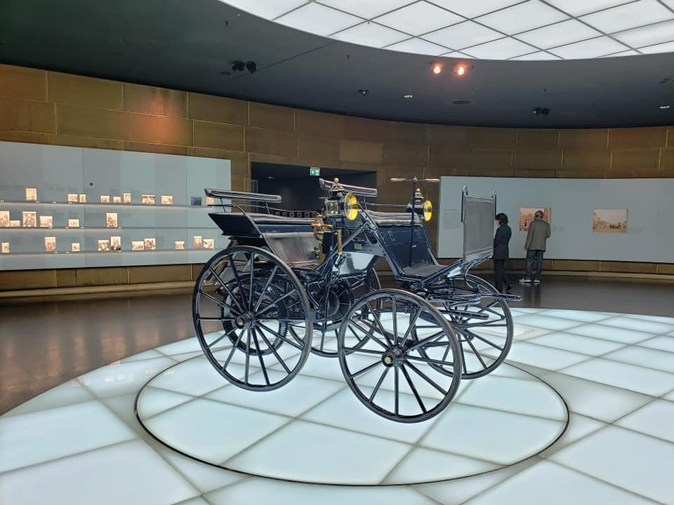 Museo Mercedes-Benz 2019-1