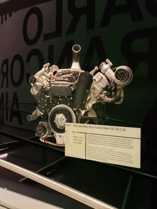 Museo Mercedes-Benz 2019-2