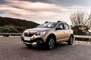 Renault lanza Sandero, Logan y Stepway 2020 en Brasil