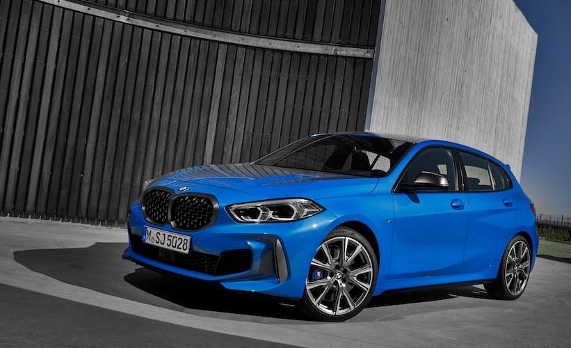 BMW #TheOne: el más pequeño: ahora el más potente 4 cilindros