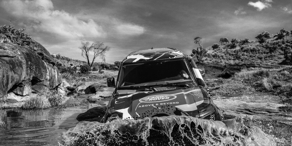 Land Rover Defender, lista para su debut