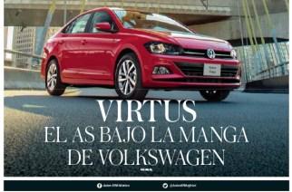Virtus: El as bajo la manga de Volkswagen